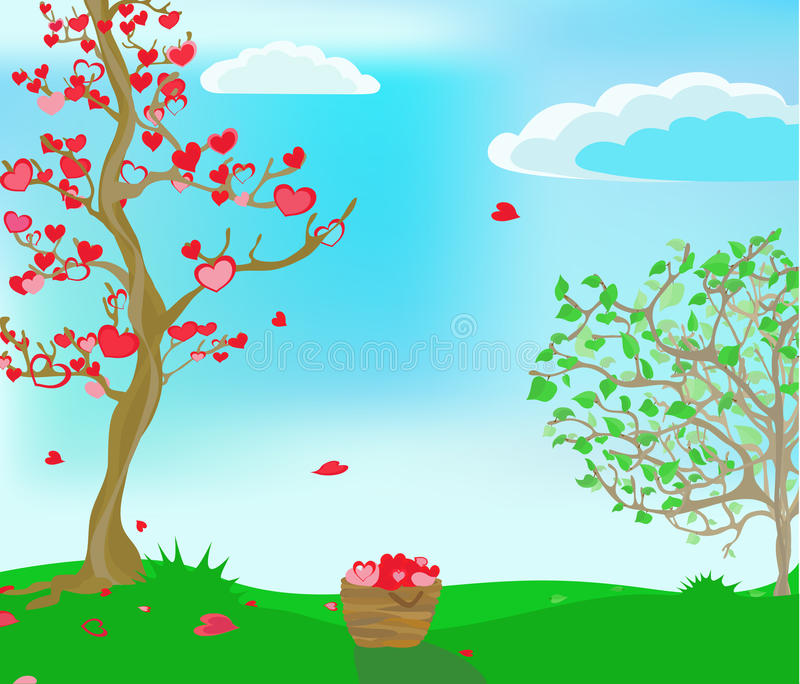 Download żniwo miłość ilustracja wektor. Ilustracja złożonej z żniwo - 13337915