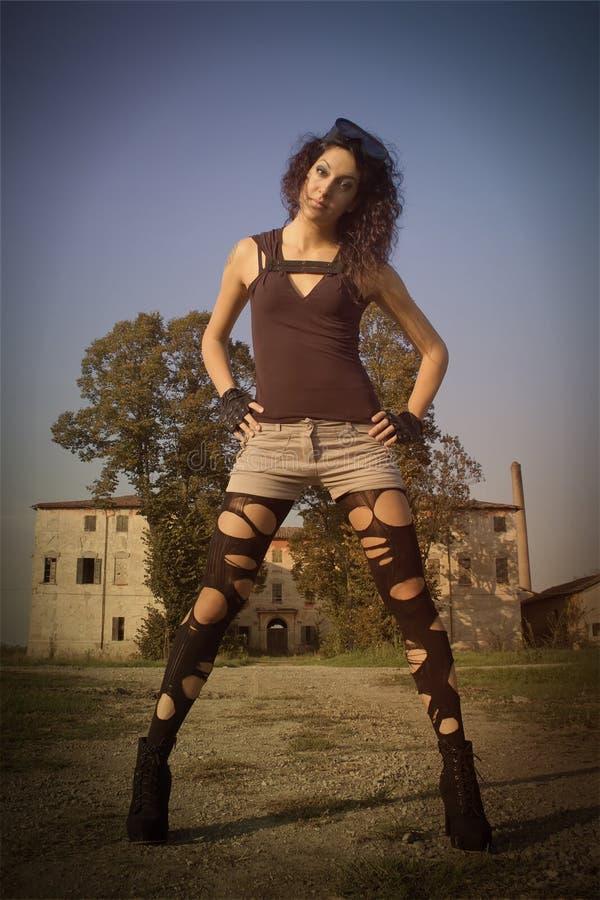Żołnierz Silvia zdjęcia royalty free