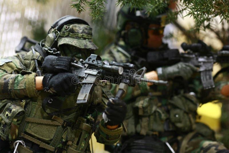 żołnierz zabawka zdjęcie stock