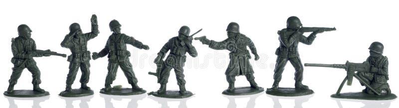 żołnierze obrazy stock