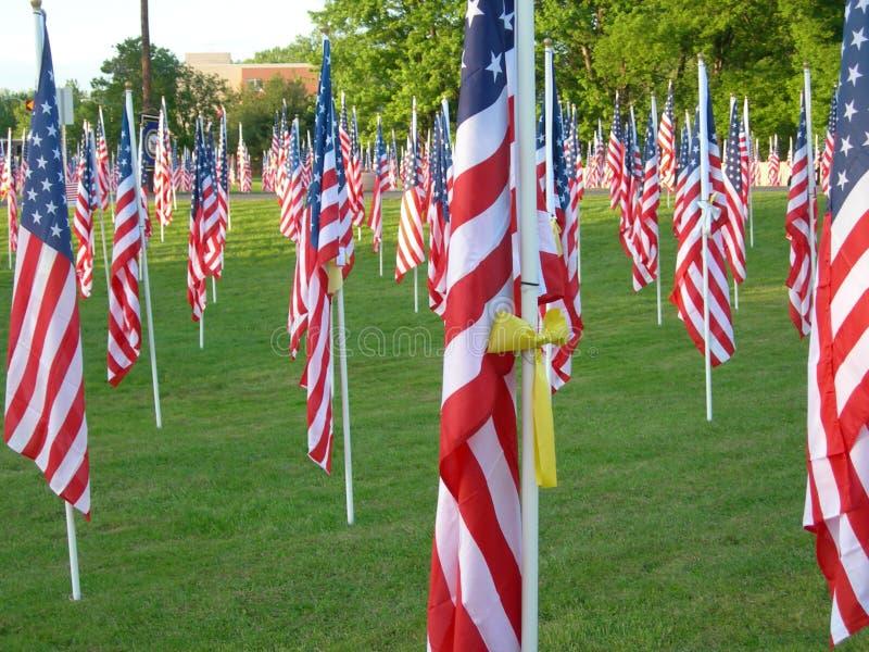 żołnierze bandery obrazy royalty free