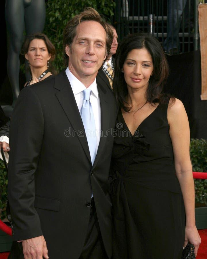 żona 29 2006 aktorów Angeles roczna audytorium nagród ca fitchner cechu Styczeń los ekranu świątyni żona William zdjęcie stock