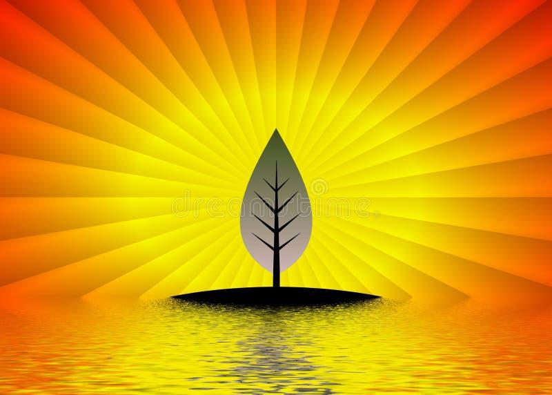 życia drzewo ilustracji