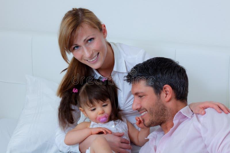 życie rodzinne zdjęcia stock