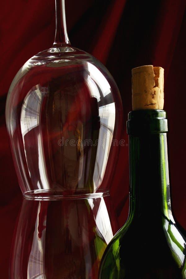 życie serii wino zdjęcie stock