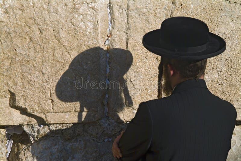 żydowska modlitwa zdjęcia stock
