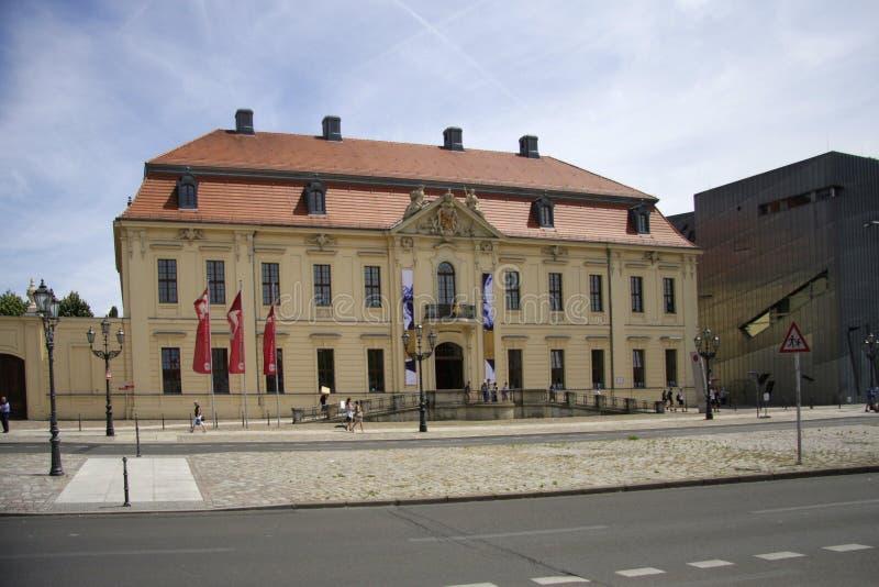 żydowski muzeum berlin fotografia stock