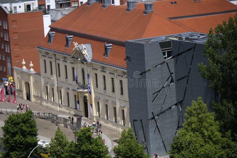 żydowski muzeum berlin zdjęcia stock