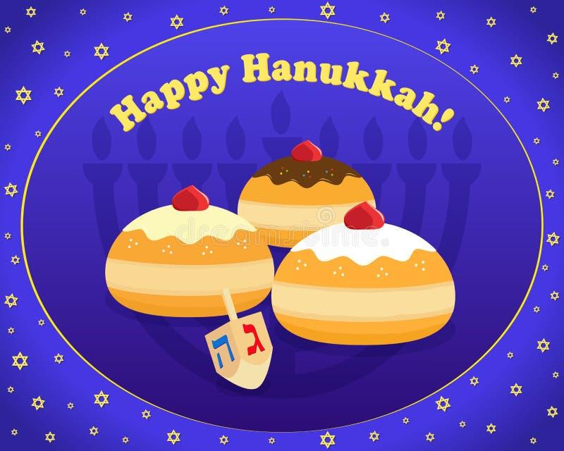 Żydowski wakacje Hanukkah, Szczęśliwy Hanukkah