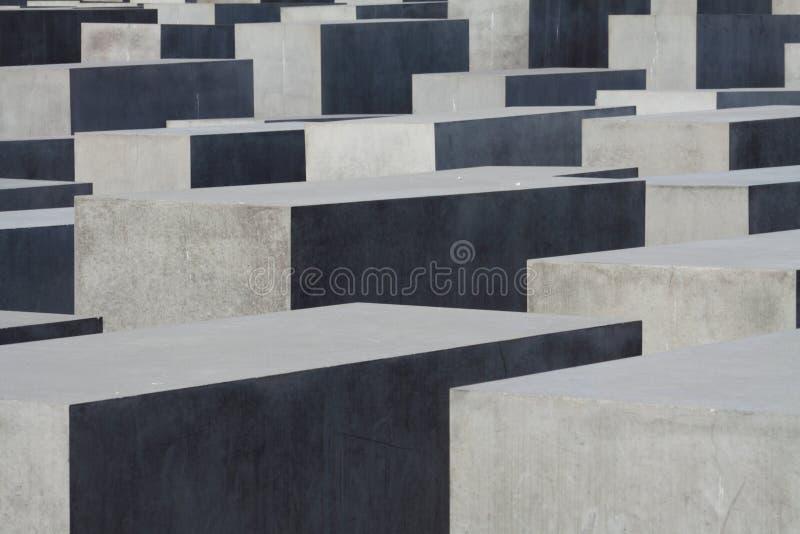 Żydowski zabytek w Berlin fotografia stock