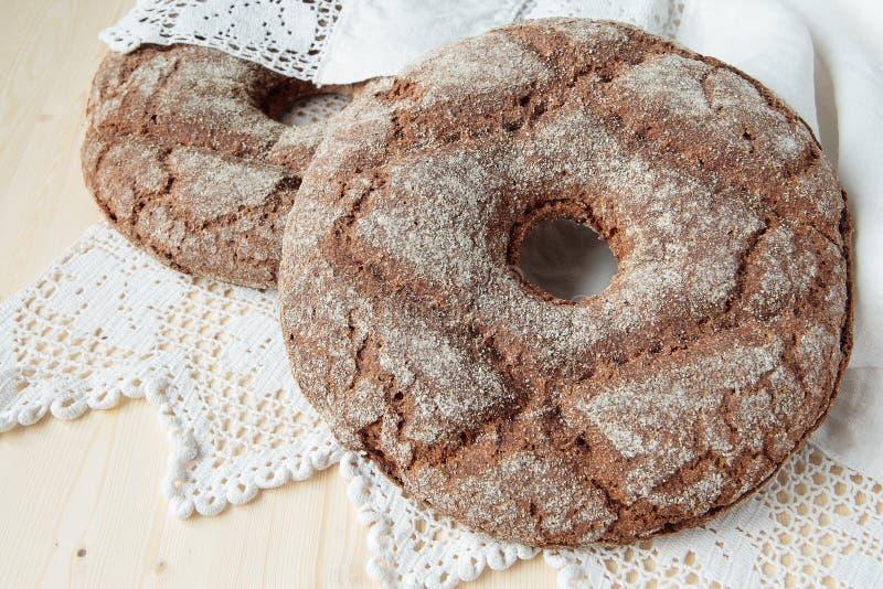 żyto chlebowa wioska obrazy royalty free