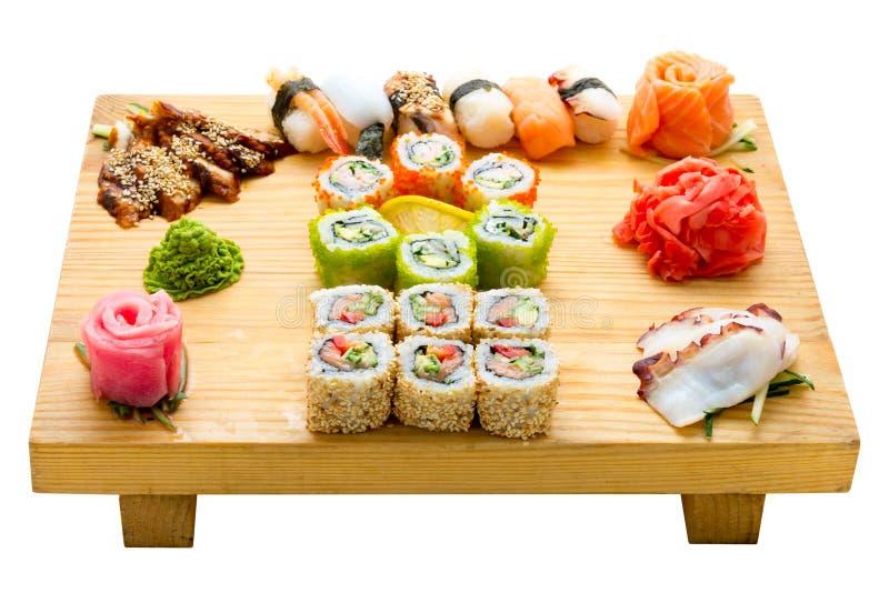Żywność z Azji Owoców Morza obraz royalty free