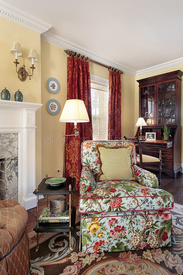 żywy szczegółu pokój obraz royalty free