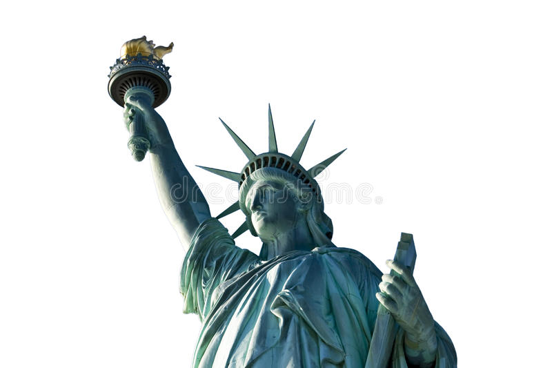 Download άγαλμα ελευθερίας στοκ εικόνα. εικόνα από σκληρά, αντίγραφο - 13178881