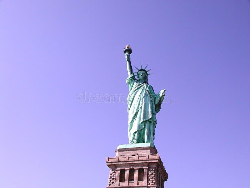 Download άγαλμα ελευθερίας στοκ εικόνες. εικόνα από μεγάλος, πατριωτικός - 58160