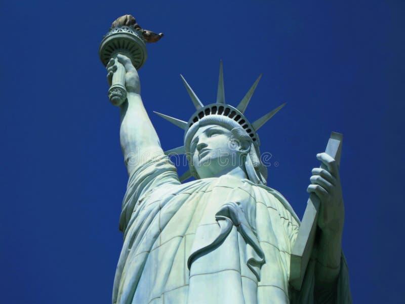 άγαλμα ελευθερίας στοκ εικόνες με δικαίωμα ελεύθερης χρήσης