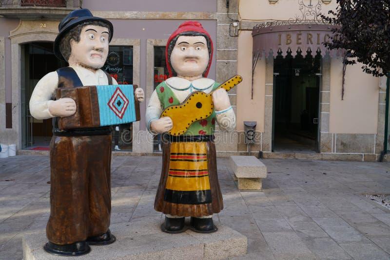 Άγαλμα, Μπαρσέλος, Πορτογαλία στοκ φωτογραφία με δικαίωμα ελεύθερης χρήσης