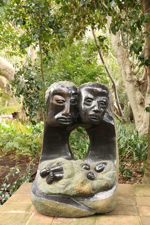 Άγαλμα οικογενειακού Mambo στοκ φωτογραφία με δικαίωμα ελεύθερης χρήσης