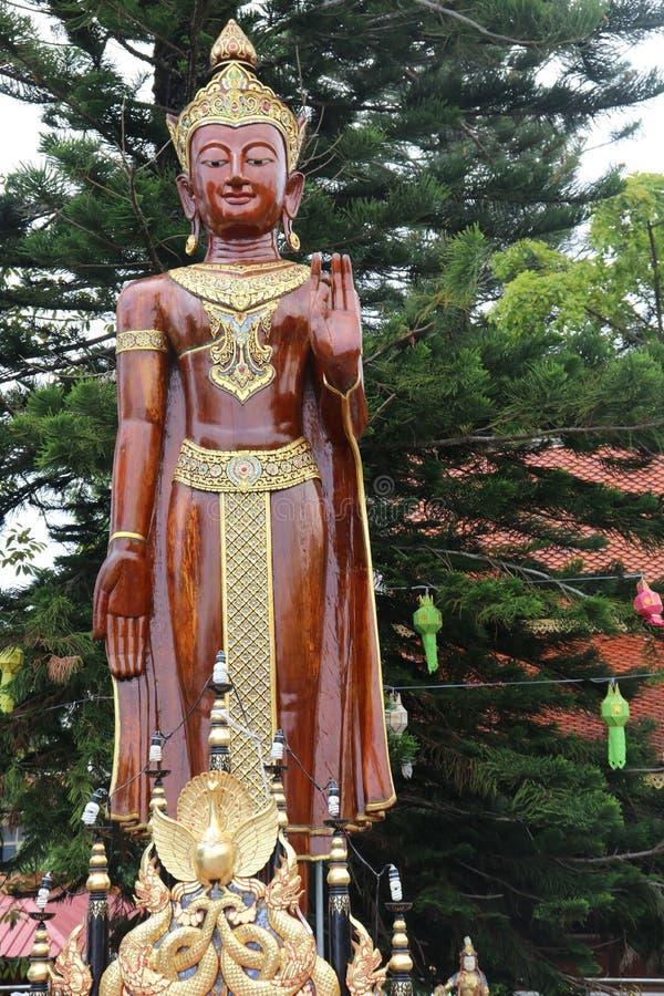 άγαλμα Ταϊλάνδη στοκ εικόνα