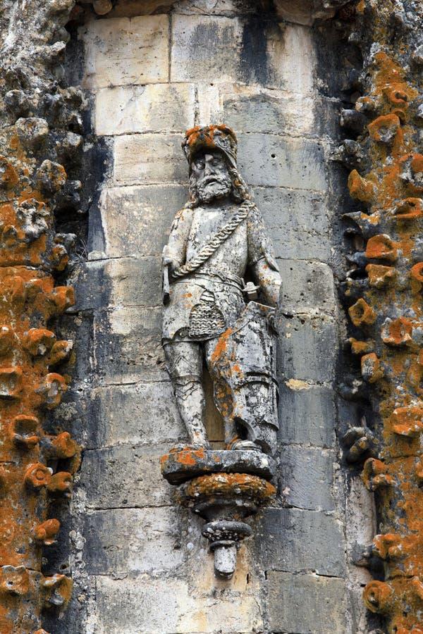 άγαλμα της μονής Χριστού στοκ εικόνα