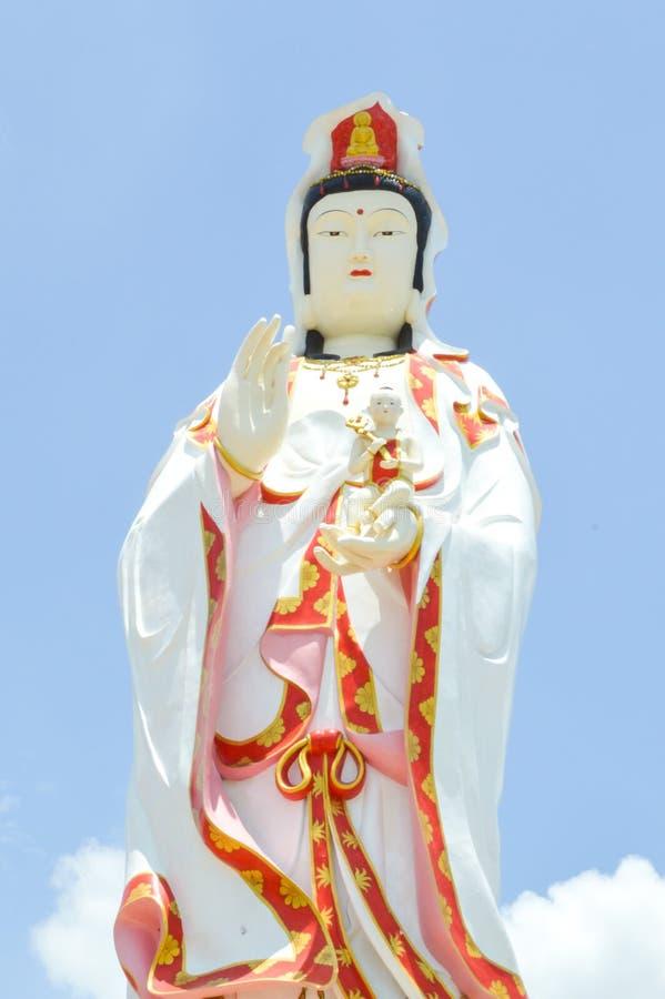 Άγαλμα Guanyin στοκ εικόνες