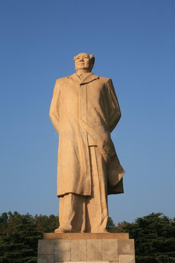 άγαλμα mao s στοκ φωτογραφίες με δικαίωμα ελεύθερης χρήσης