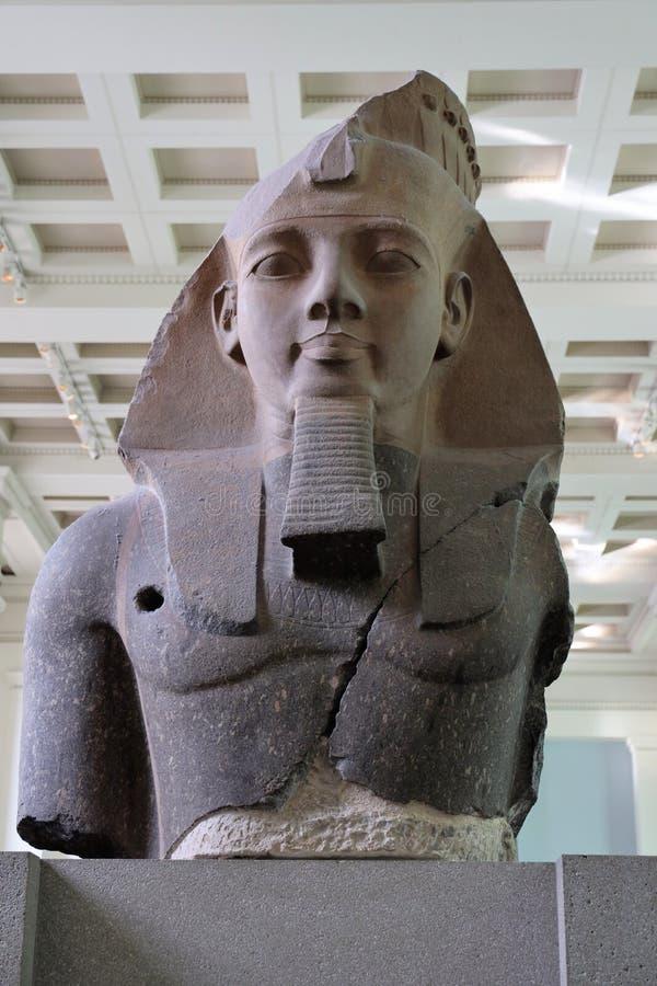 Άγαλμα Ramesses ΙΙ στοκ φωτογραφία με δικαίωμα ελεύθερης χρήσης