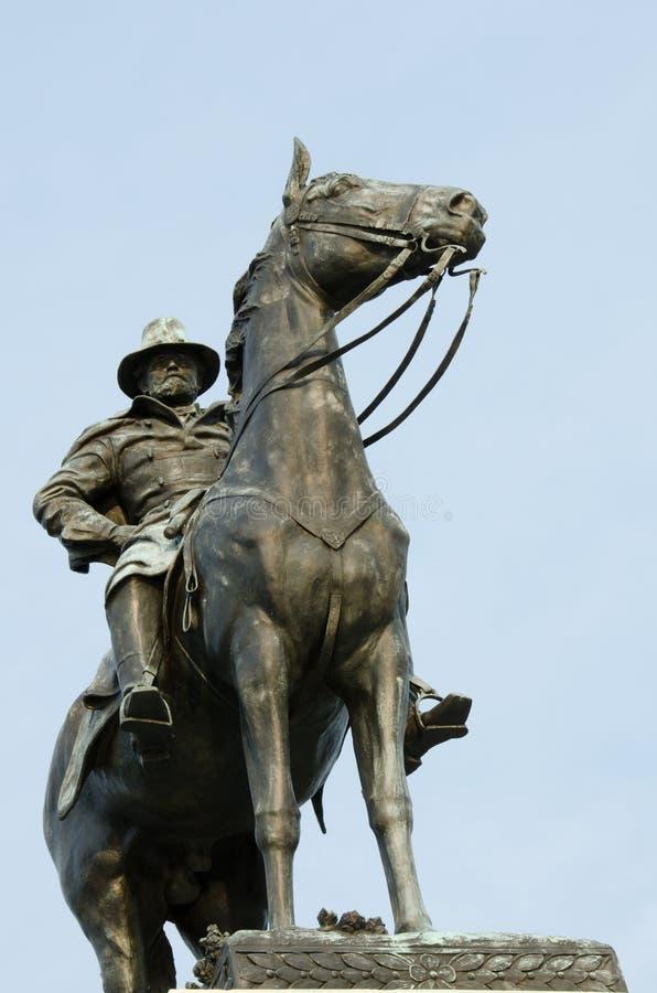 άγαλμα Ulysses Ουάσιγκτον συν&e Στοκ Εικόνες