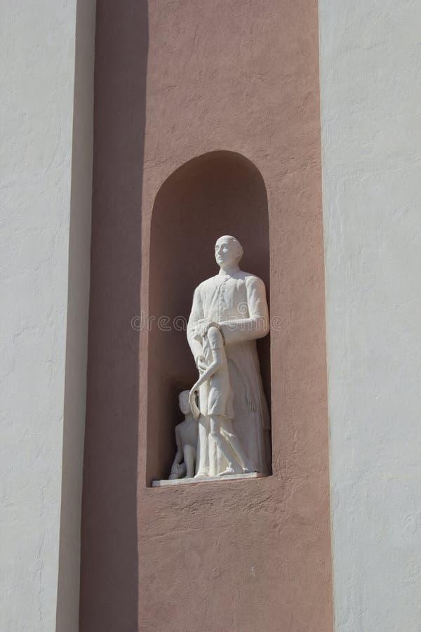 Άγαλμα στο ventotene στοκ φωτογραφία με δικαίωμα ελεύθερης χρήσης