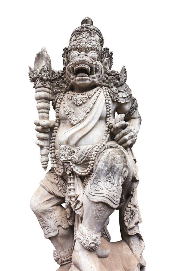 Άγαλμα του Μπαλί στοκ εικόνα με δικαίωμα ελεύθερης χρήσης