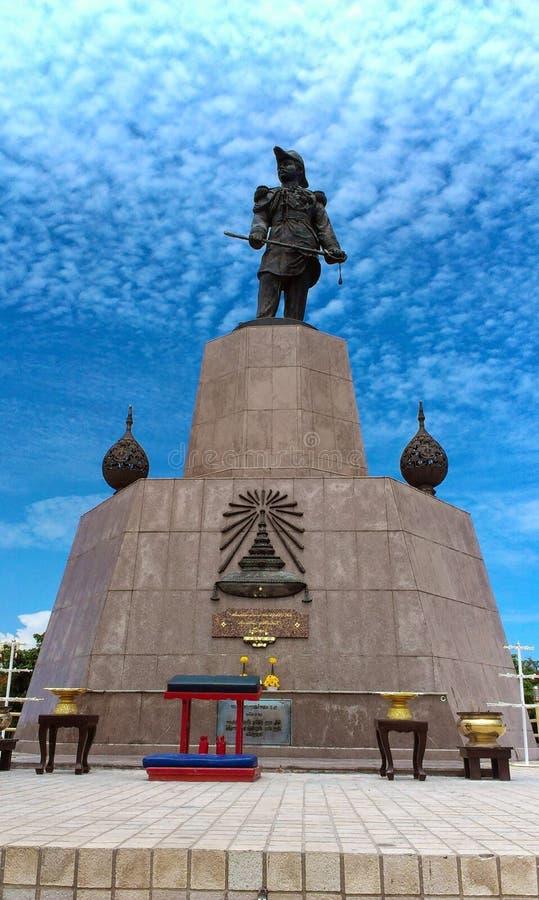 Άγαλμα του rama β βασιλιάδων στοκ φωτογραφία