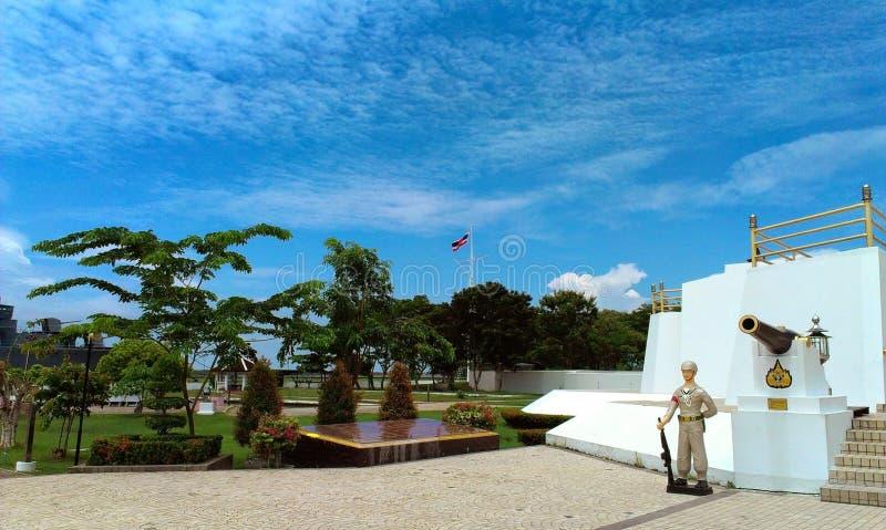Άγαλμα του rama β βασιλιάδων στοκ φωτογραφίες με δικαίωμα ελεύθερης χρήσης