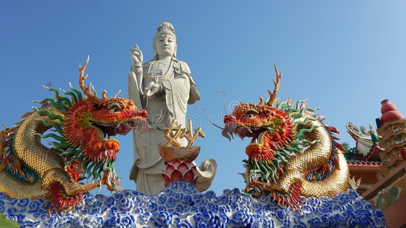 Άγαλμα Guanyin στοκ φωτογραφία με δικαίωμα ελεύθερης χρήσης