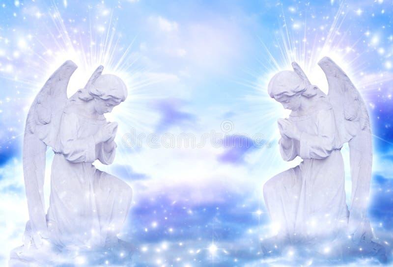 άγγελοι ελεύθερη απεικόνιση δικαιώματος