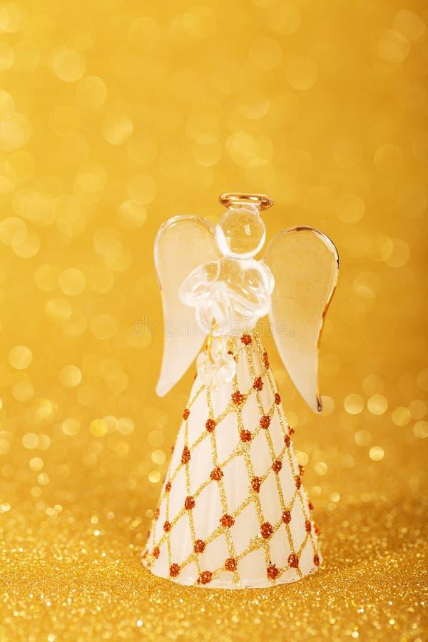 Άγγελος Χριστουγέννων στοκ φωτογραφίες