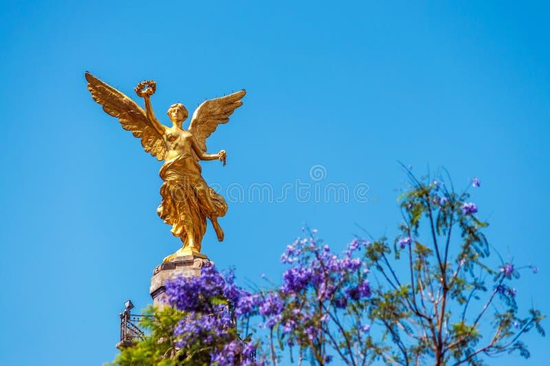 Άγγελος της ανεξαρτησίας στοκ εικόνα με δικαίωμα ελεύθερης χρήσης
