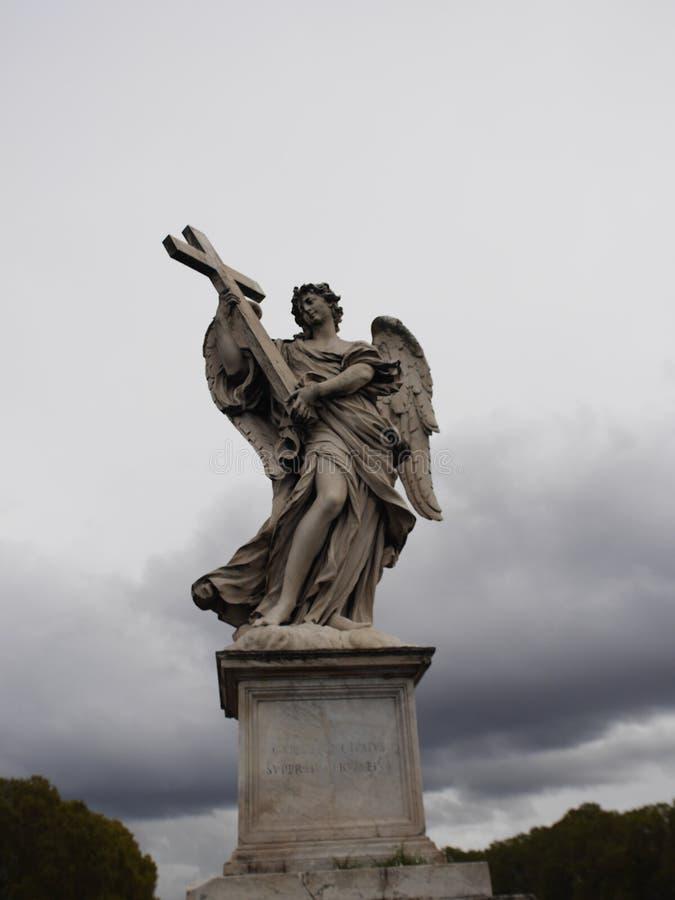 Άγγελος Cristiano στοκ φωτογραφία με δικαίωμα ελεύθερης χρήσης