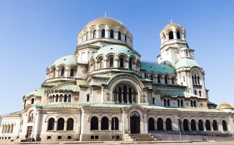 Άγιοι Cyril και ημέρα Methodius στην καθέδρα του ST Αλέξανδρος Nevsky στοκ εικόνα