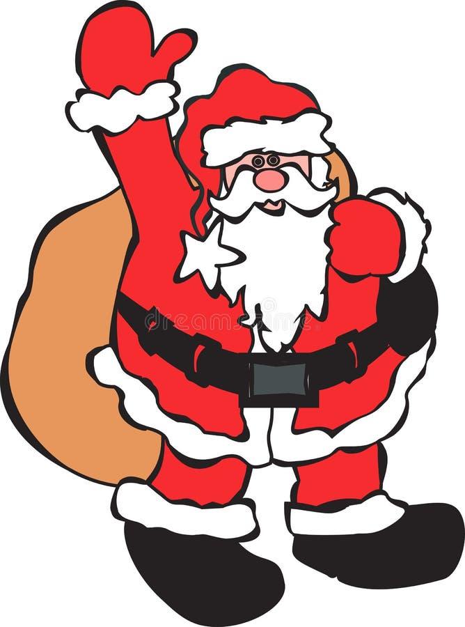 Άγιος Βασίλης ελεύθερη απεικόνιση δικαιώματος