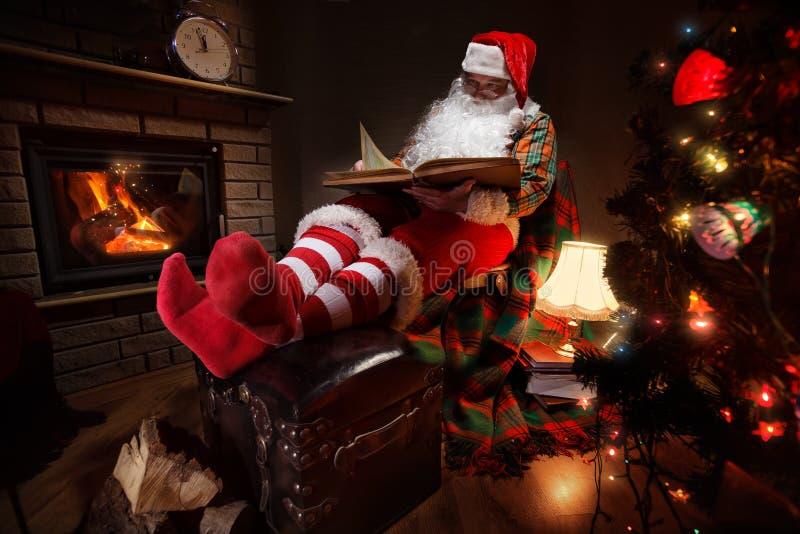 Άγιος Βασίλης στοκ φωτογραφία