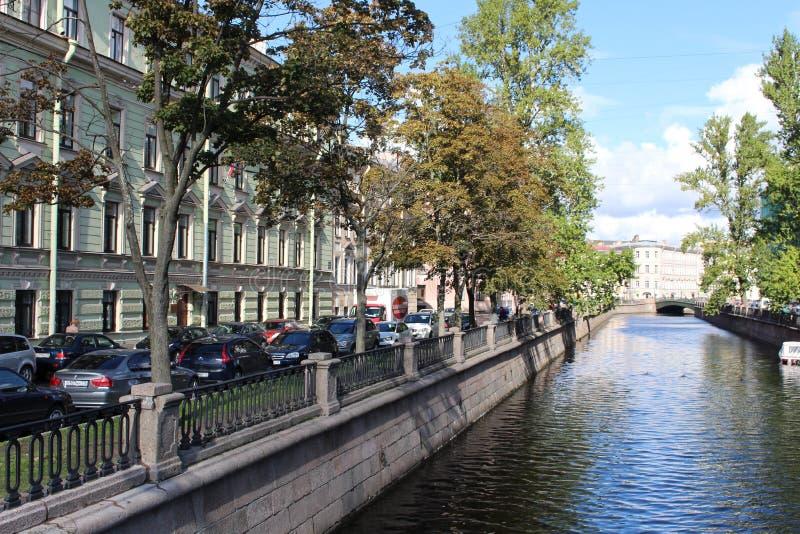 Άγιος-Πετρούπολη στοκ εικόνα με δικαίωμα ελεύθερης χρήσης