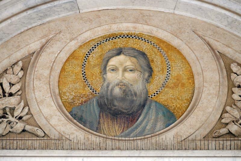 Άγιος Andrew ο απόστολος στοκ φωτογραφίες