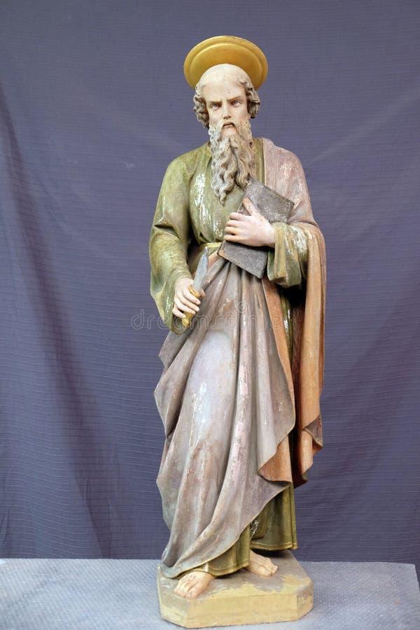 Άγιος Bartholomew ο απόστολος στοκ φωτογραφία με δικαίωμα ελεύθερης χρήσης