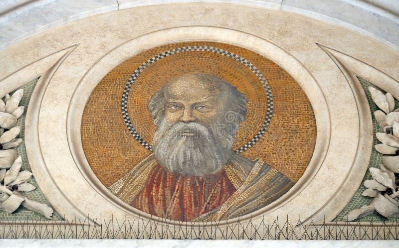 Άγιος Bartholomew ο απόστολος στοκ εικόνες