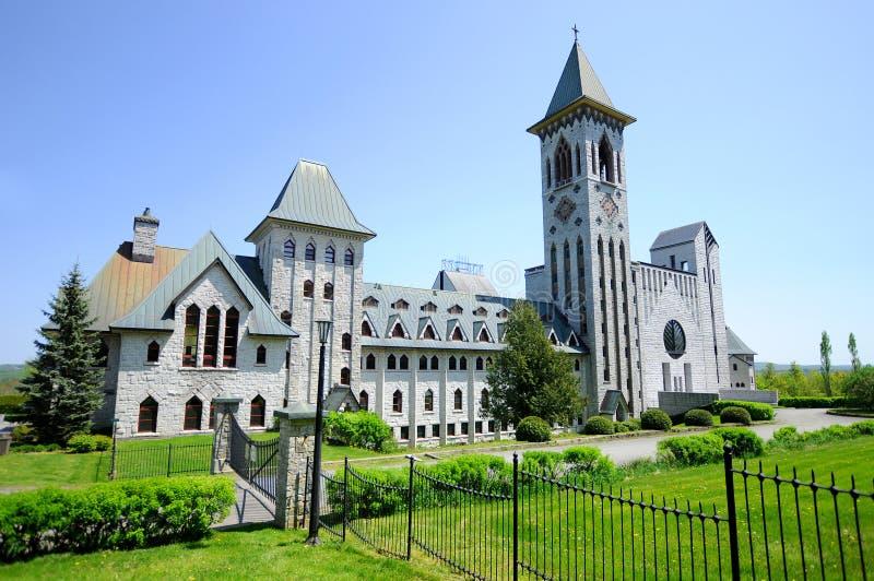 Άγιος Benedict Abbey στοκ εικόνες