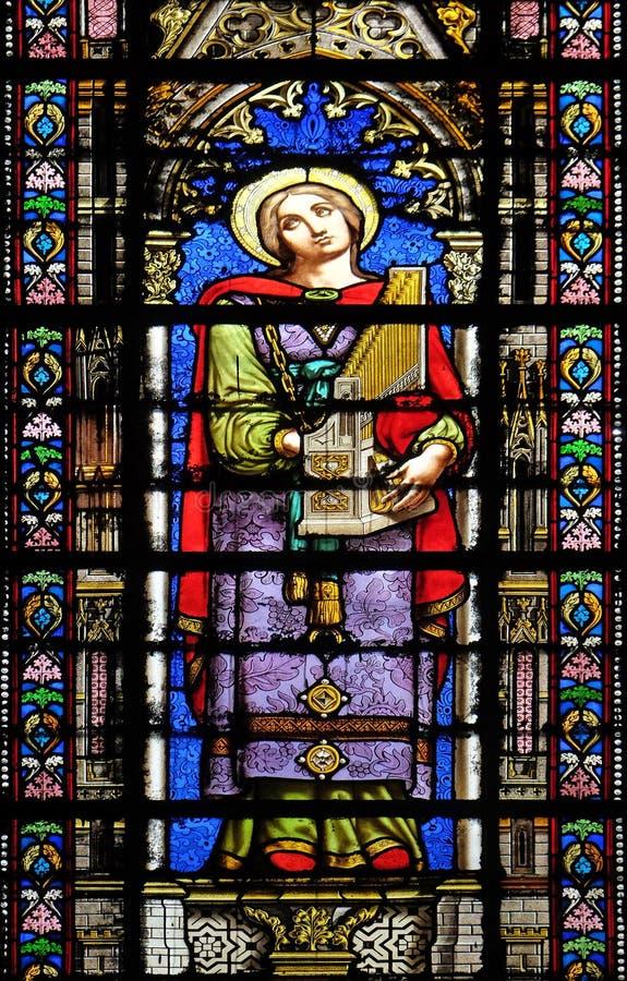Άγιος Cecilia στοκ φωτογραφία με δικαίωμα ελεύθερης χρήσης