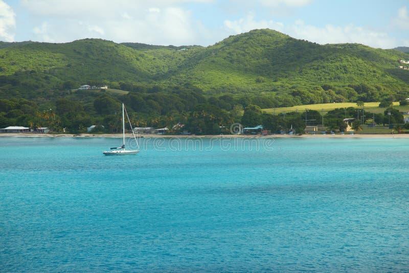 Άγιος Croix, νησί της Virgin στοκ φωτογραφία