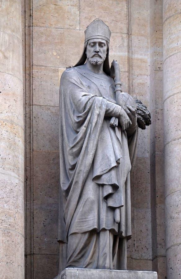 Άγιος Honoratus Amiens στοκ φωτογραφίες