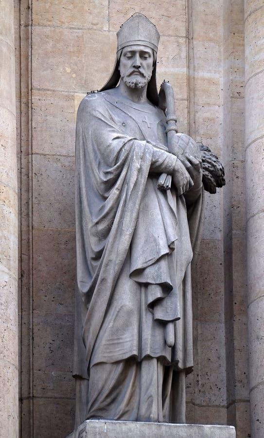 Άγιος Honoratus Amiens στοκ εικόνες με δικαίωμα ελεύθερης χρήσης