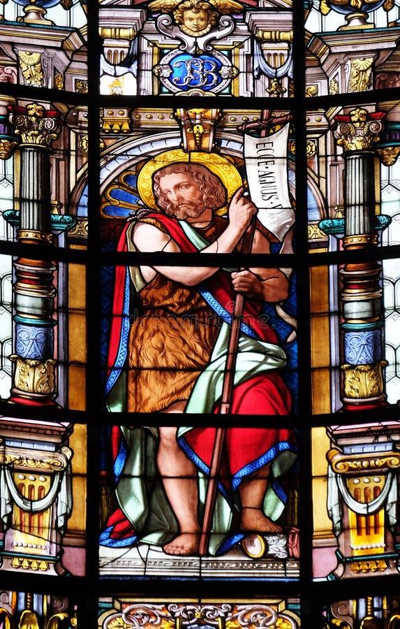 Άγιος John ο βαπτιστικός στοκ φωτογραφίες με δικαίωμα ελεύθερης χρήσης